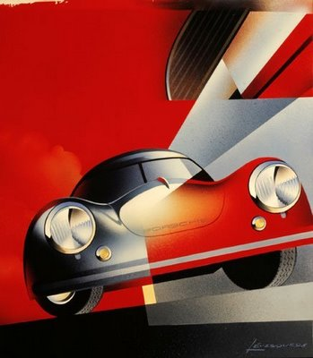 Where Is Porsche Made >> The jazz age of Art Deco - Suzette's blog