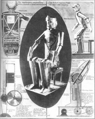 RUR 1920Rossums Universal Robots